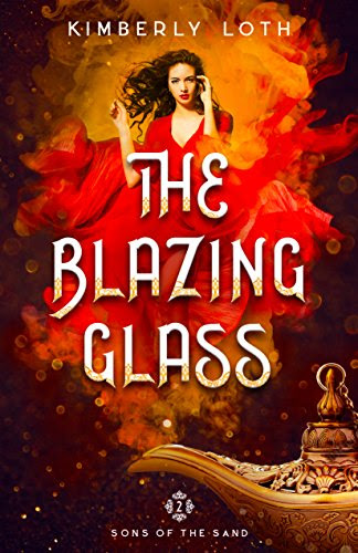 The Blazing Glass cover