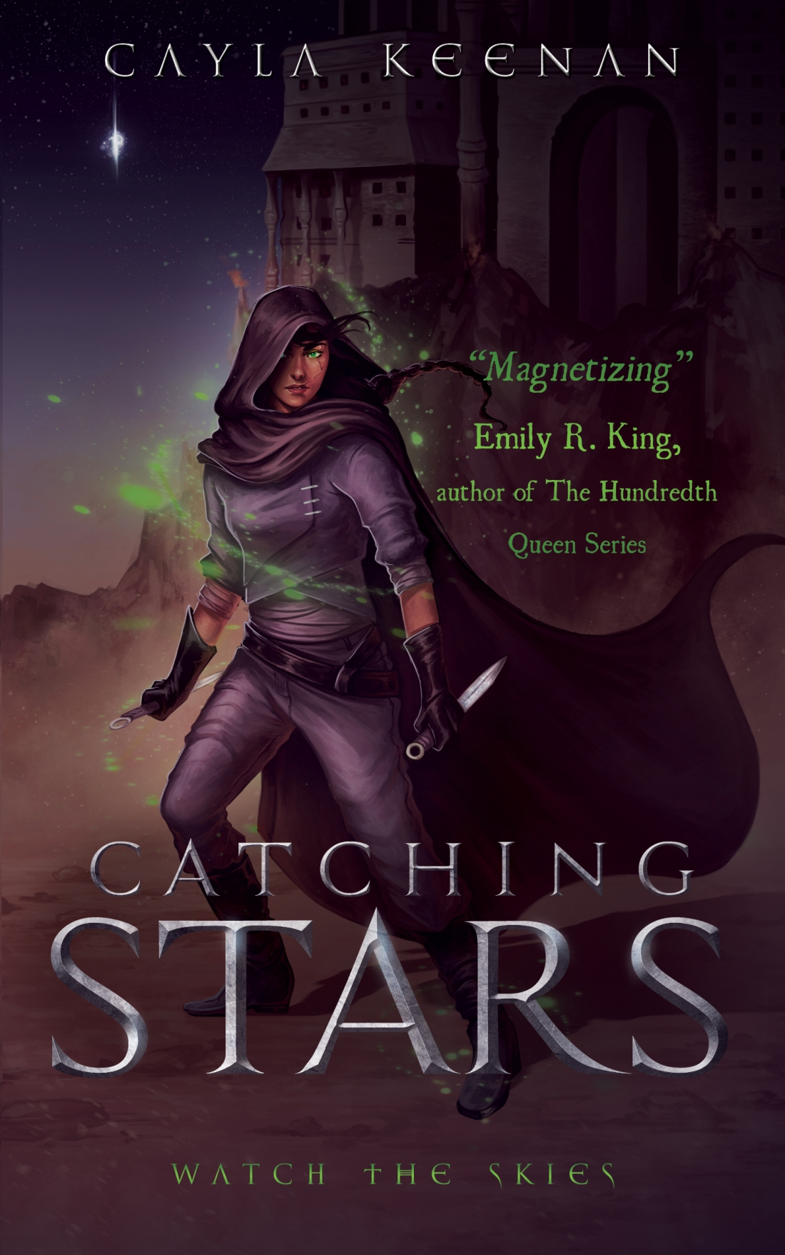 Catching Stars Final Front Cover