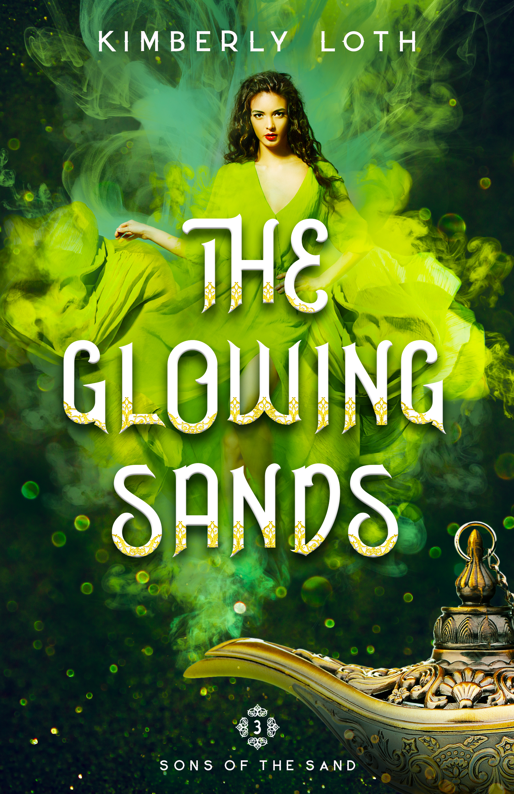 The Glowing Sands By Kimberly Loth | BOOK REVIEW