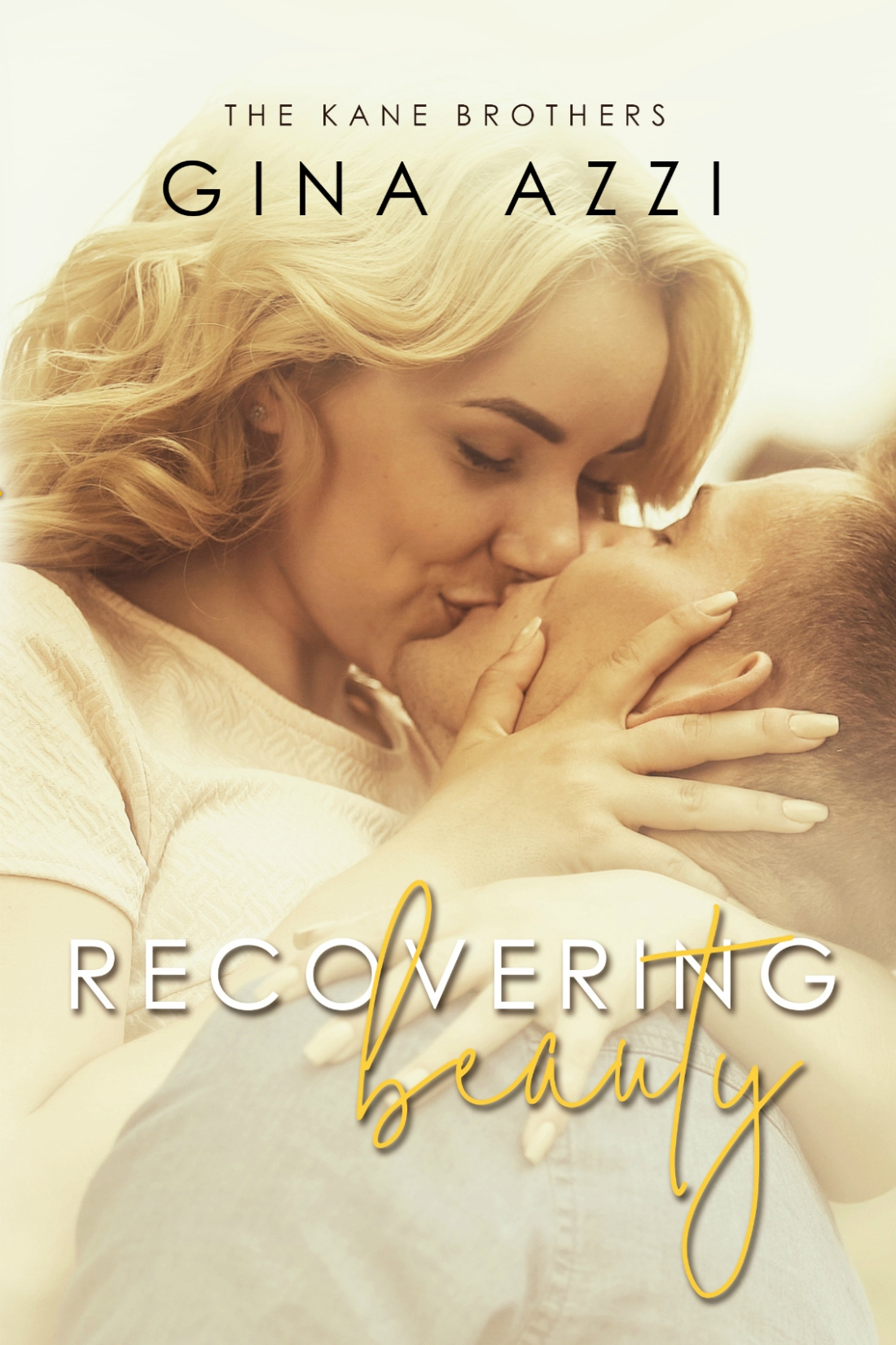 Recovering Beauty Ebook Cover