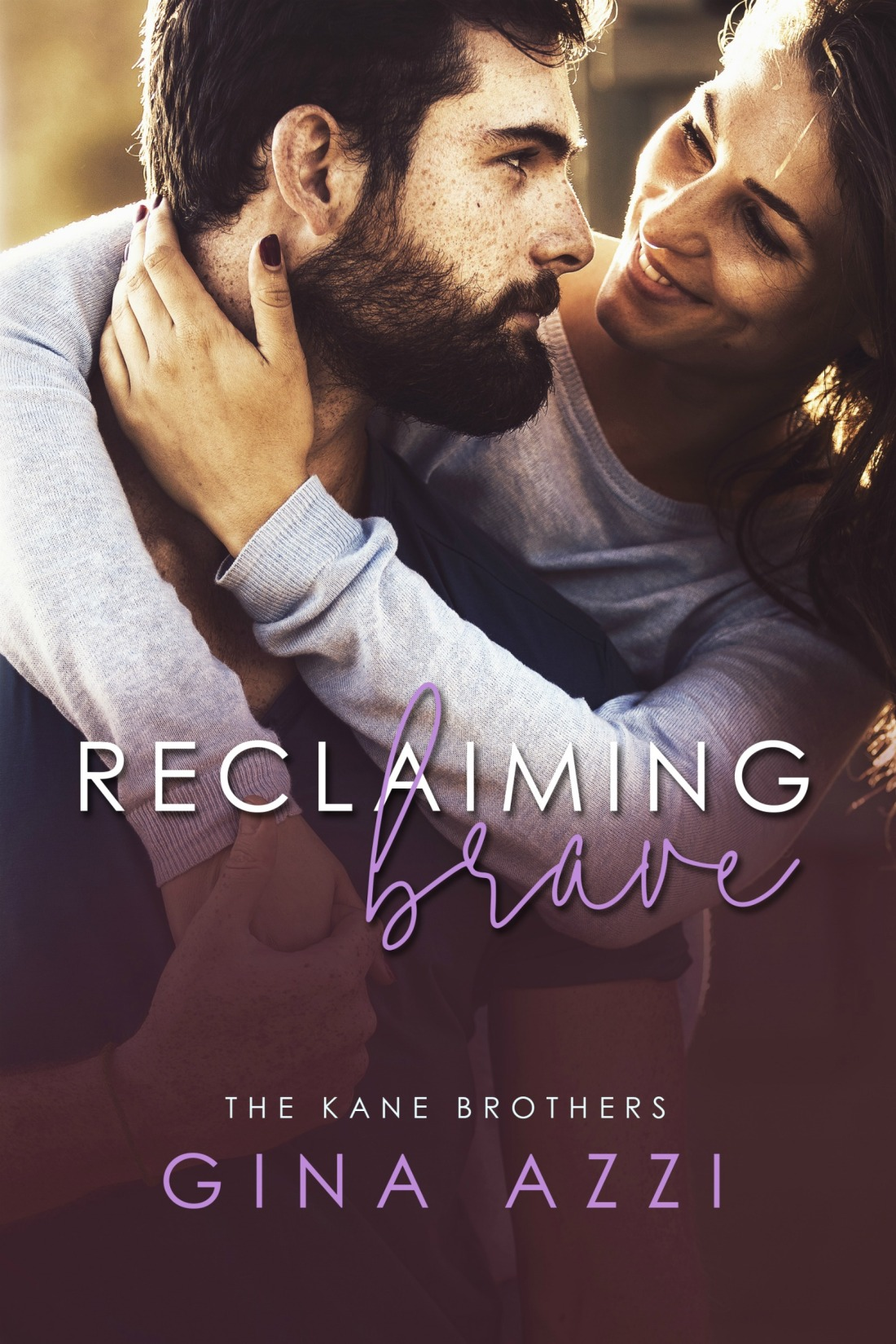 Reclaiming Brave Ebook Cover